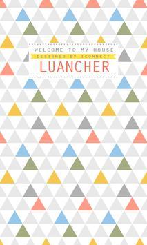 nordic go launcher theme poster