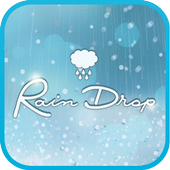 Raindrops go launcher theme icon