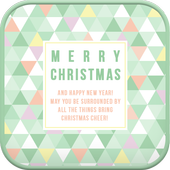 chrismas cheer go launcher icon
