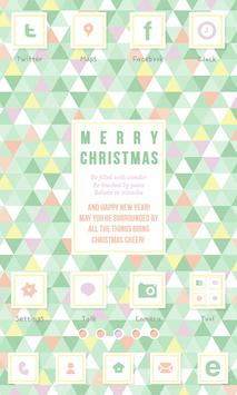 chrismas cheer go launcher screenshot 1