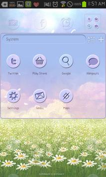 fly high go launcher theme apk screenshot