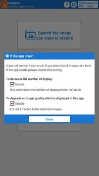 Recova :Media Recoverey apk screenshot