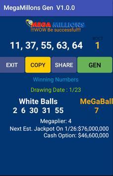 MegaMillions Gen poster