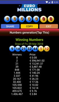 EuroMillions poster