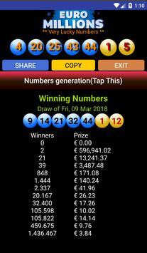 EuroMillions screenshot 1