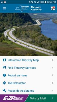 NYS Thruway Authority screenshot 3