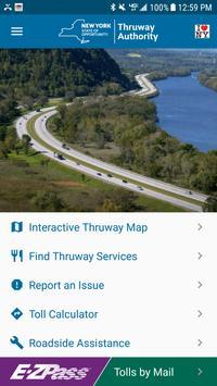 NYS Thruway Authority screenshot 4