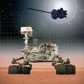 Spacecraft 3D-icoon