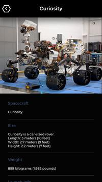 Spacecraft AR screenshot 4