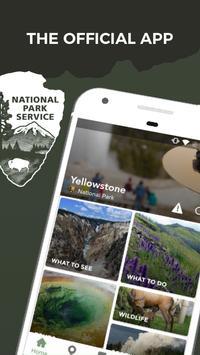 NPS Yellowstone poster