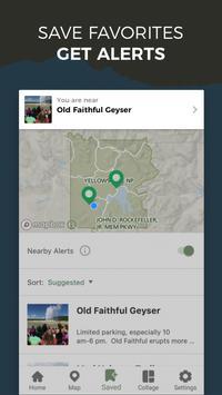 NPS Yellowstone apk screenshot