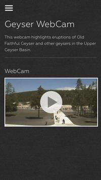 Yellowstone - Geysers apk screenshot