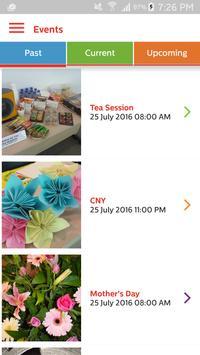Our Tampines Hub apk screenshot