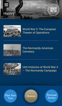 Normandy American Cemetery screenshot 1