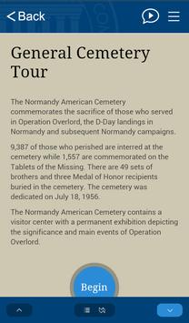 Normandy American Cemetery screenshot 5