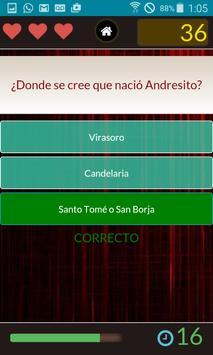 La Trivia del Procer Andresito 截圖 2