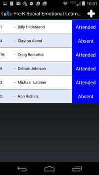 APDR Attendance screenshot 4