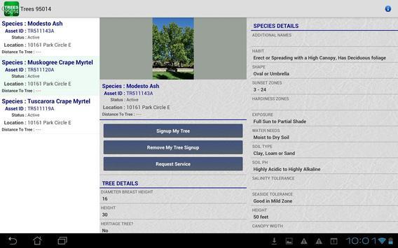 Trees 95014 screenshot 5