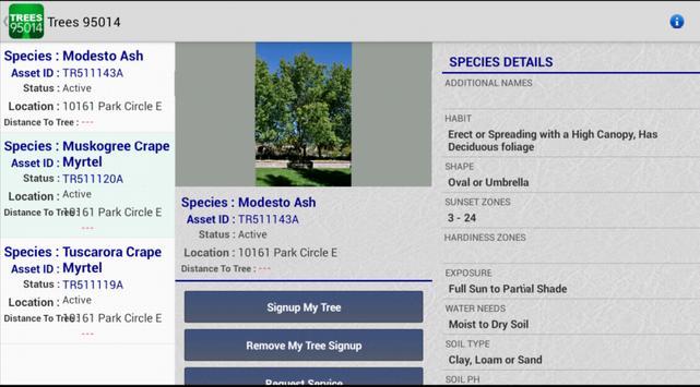 Trees 95014 screenshot 8