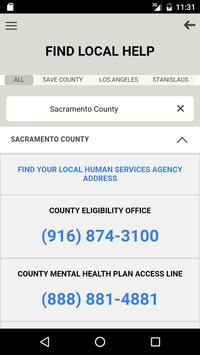 Medi-Cal App apk screenshot