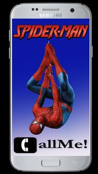 Call Spiderman poster