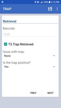 Epi Info™ Vector Surveillance apk screenshot