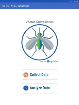 Epi Info™ Vector Surveillance screenshot 5