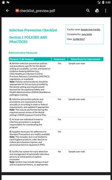 CDC DentalCheck screenshot 11