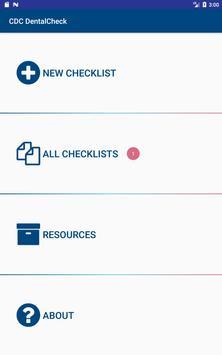 CDC DentalCheck screenshot 9