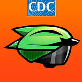 CDC HEADS UP Rocket Blades: The Brain Safety Game icon