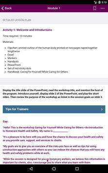 Homecare Safety screenshot 3