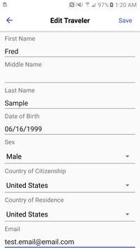 CBP ROAM screenshot 5