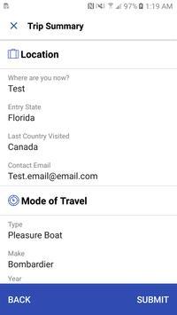 CBP ROAM screenshot 6