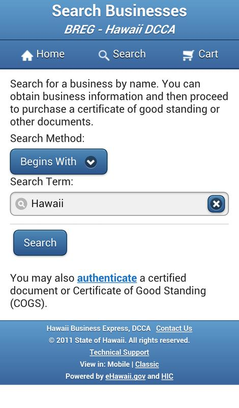 Hawaii Breg Apk Download Free Business App For Android Apkpure