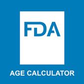 FDA Age Calculator icon