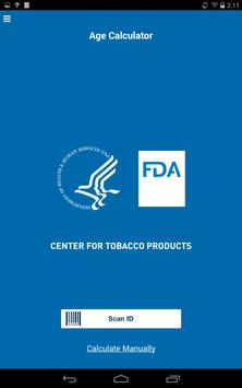 FDA Age Calculator screenshot 2