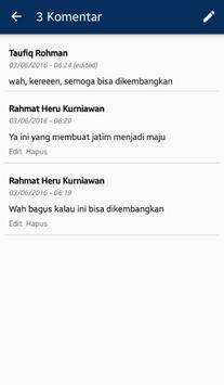 Disperindag Jatim apk screenshot