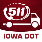 Iowa 511 Trucker icon