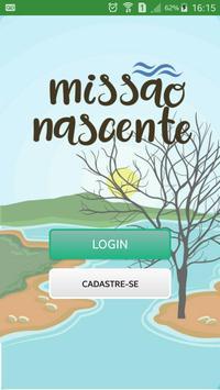 Missão Nascente poster