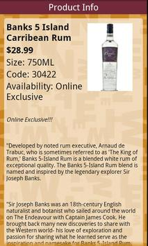 Fine Wine & Good Spirits apk screenshot