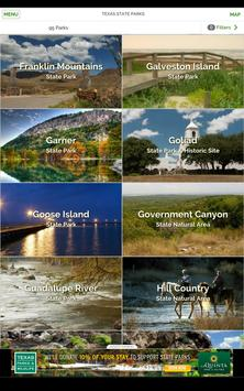 TX State Parks Official Guide apk screenshot