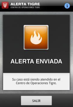 Botón Pánico Alerta Tigre 2.0 screenshot 3