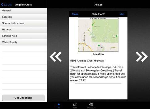 USFS – Pacific Southwest LZs screenshot 3