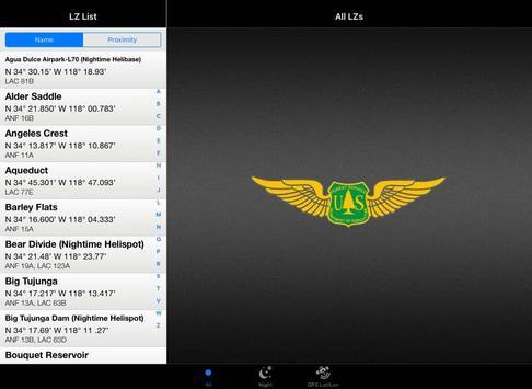 USFS – Pacific Southwest LZs screenshot 4