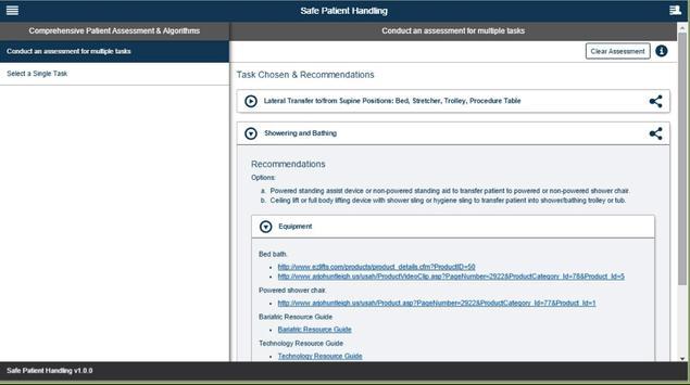 Safe Patient Handling apk screenshot