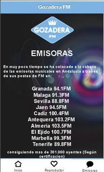 Gozadera FM screenshot 2