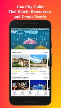 Goa Tourism Travel Guide poster