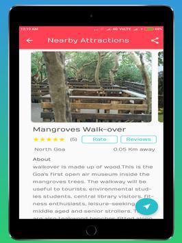 Goa App - Goa Tourism Guide screenshot 13