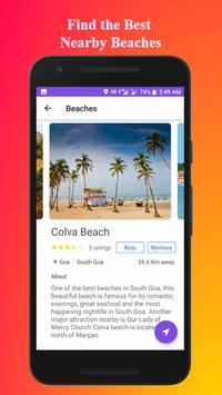 Goa Tourism Travel Guide apk screenshot