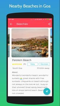 Goa App - Goa Tourism Guide screenshot 3
